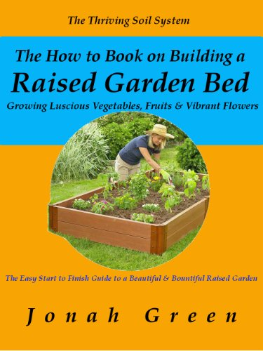 The How to Book on Building a Raised Garden Bed