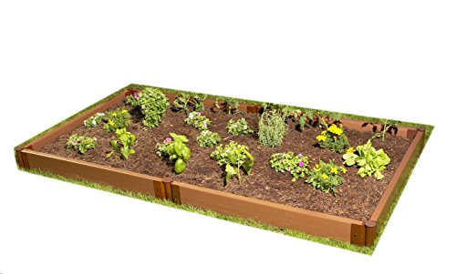Composite Raised Garden Bed Kit 4' x 8' x 5.5