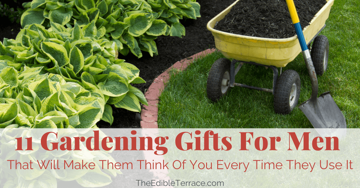 11 Gardening Gifts For Men That Will Make Them Think Of You Every Time They Use It