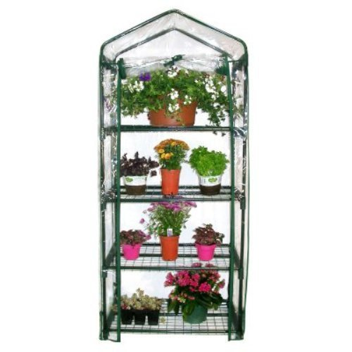 Gardman R687 4-tier mini greenhouses