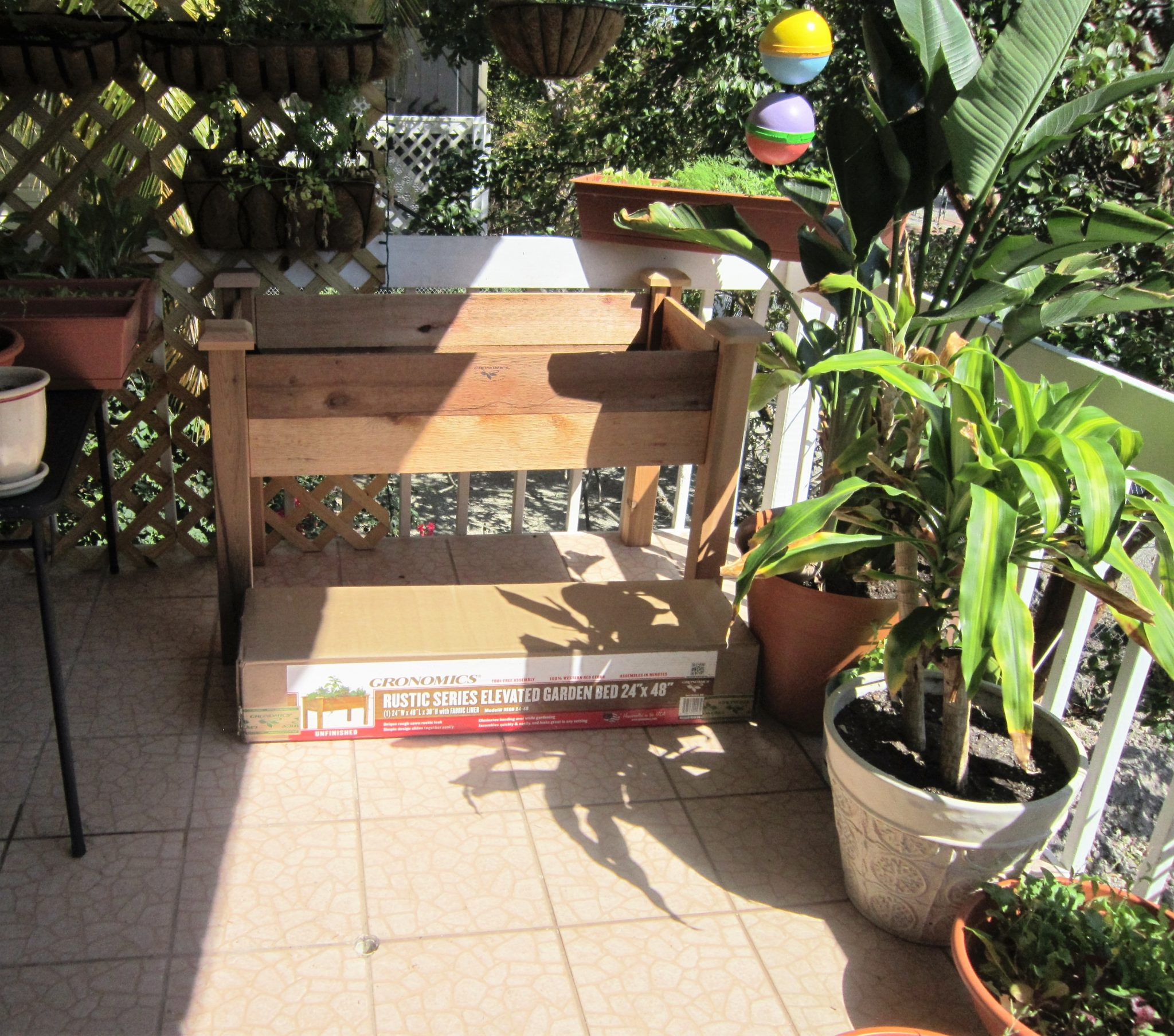 Gronomics Raised Garden Beds; The Good, The Bad and The Ugly