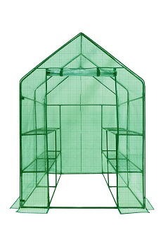OGrow 2 tier 8 shelf greenhouse