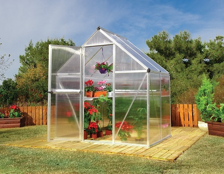 palram nature series mythos hobby greenhouse