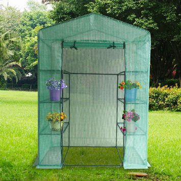 Quictent Portable Greenhouse Green Hot House