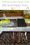 Jiffy Seed Starter Trays