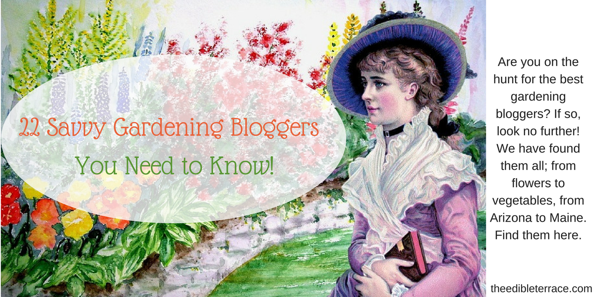22 Savvy Gardening Bloggers You Absolutely Need To Know
