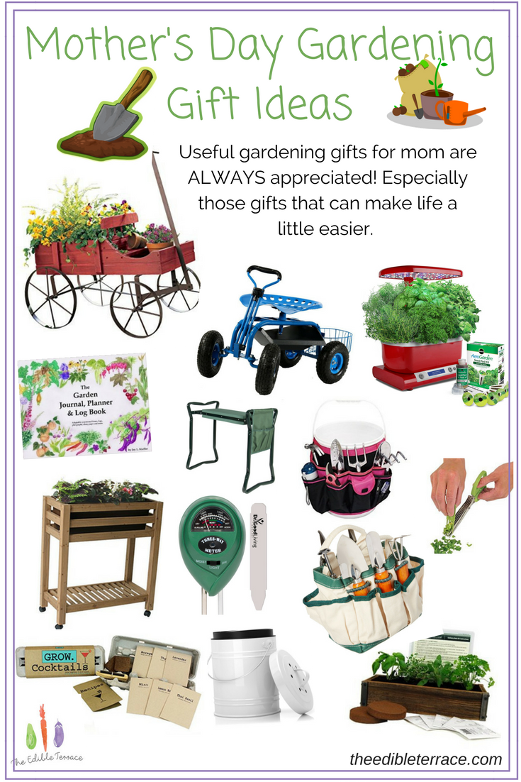Mothers Day Garden Gift Ideas