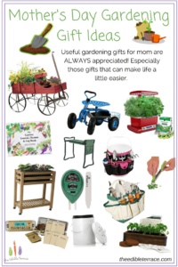 Mothers Day Gardening Gift Ideas