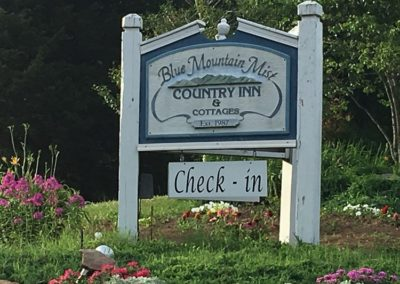 Blue Mountain Mist Inn