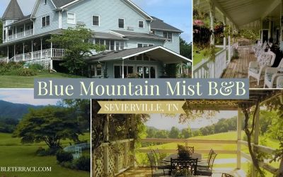 Enticing You to Stay at a Bed & Breakfast Near Pigeon Forge, TN