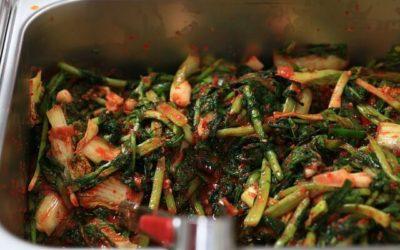 Cabbage Kimchi Recipe