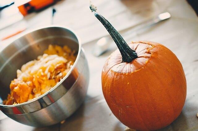 Freezer Pumpkin