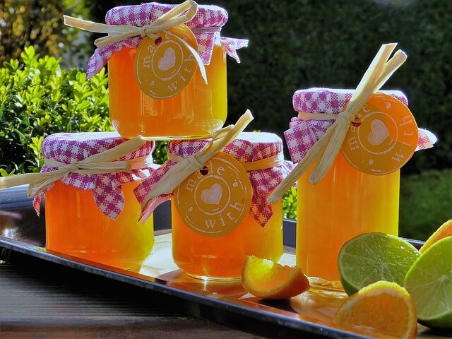 No Pectin Citrus Marmalade
