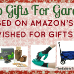 Amazon's Top 18 Most Wished For Gifts For Vegetable Gardeners