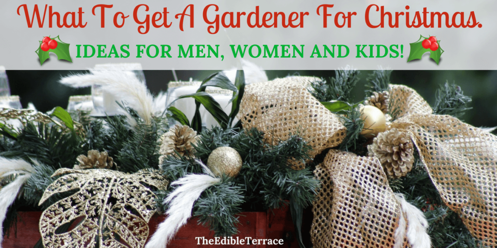 what to get a gardener for christmas
