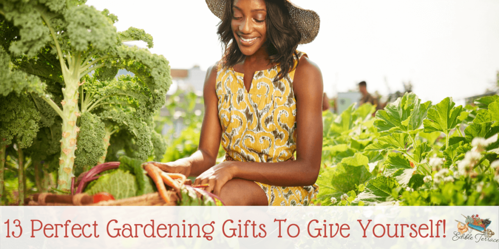 Gardening Gifts to Give Yourself